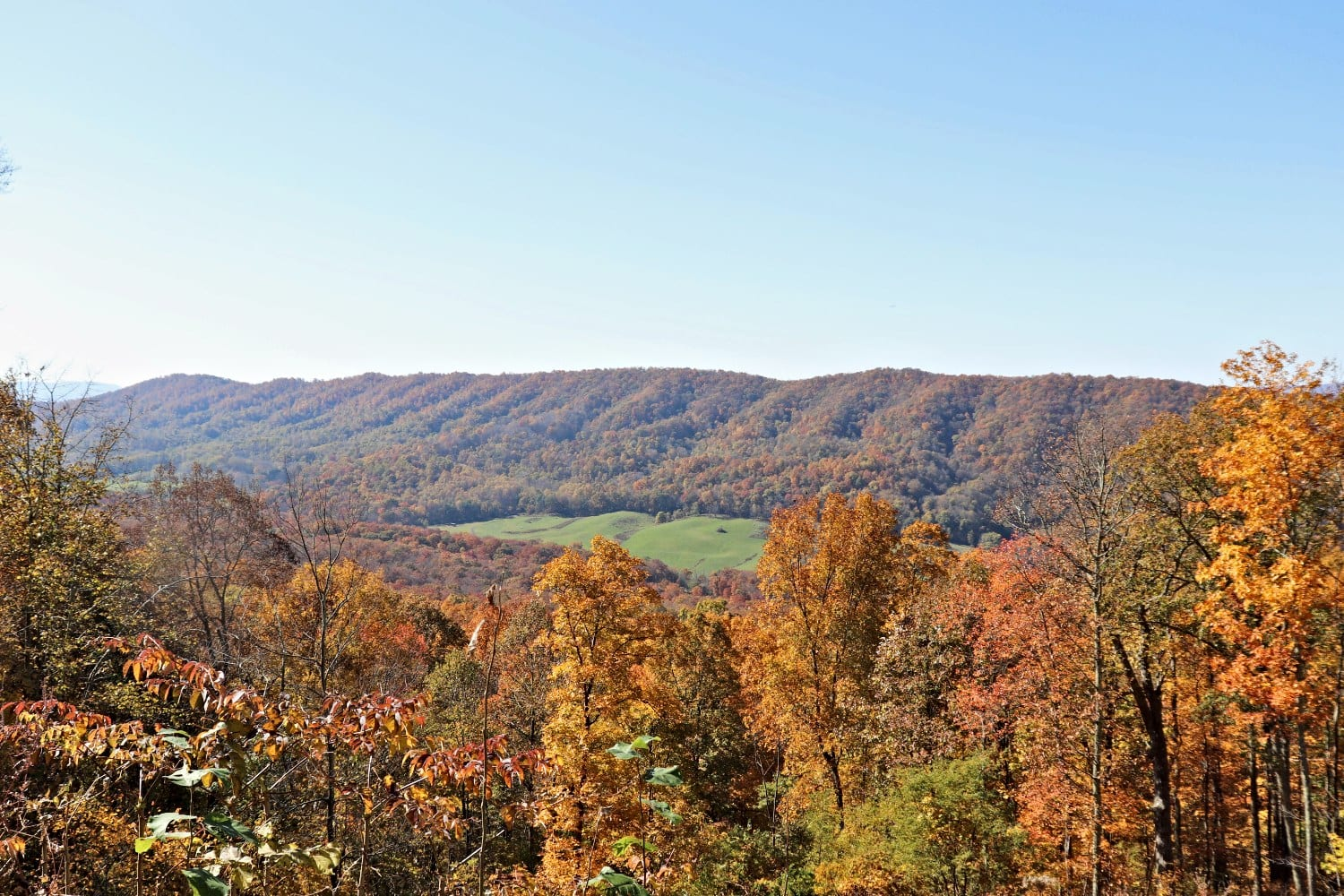 Luxury Mountain Real Estate Views In The Preserve